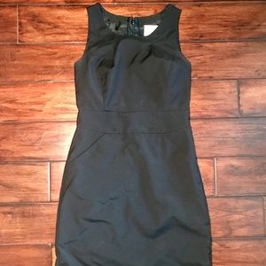 J Crew Factory suiting black dress 👗- 2